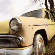 The old rusty car — Stock Photo #26300027