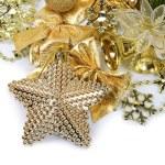 The christmas tree ornaments — Stock Photo #35247371
