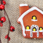 The christmas tree ornaments — Stock Photo