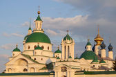 Spasso-Yakovlevsky Monastery in Rostov — Stock Photo