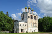 Borisoglebsky Monastery in Yaroslavl region — Stock Photo