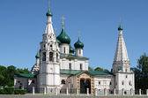 Church of Iliay  Prophet — Stock Photo