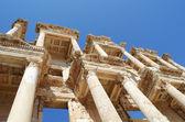 Bibliothèque de celsus à éphèse — Photo