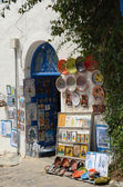 Sidi Bou Said in Tunisia — Stock Photo