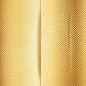 Corduroy gold background — Stock Vector