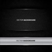 Glow metal background — Stockvektor