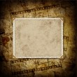 Grunge graphic abstract background with film — 图库照片
