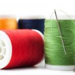 Thread spools — Stock Photo