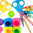 School supplies — Stock Photo #13860567