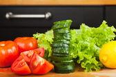 Vegetarian food — Стоковое фото