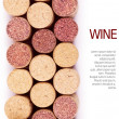 Corks — Stock Photo #17160023