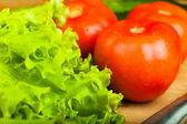 Vegetarian food — 图库照片