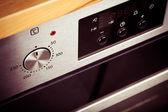 Modern oven — Stock Photo