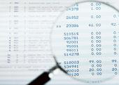 Auditování — Stock fotografie