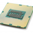 Central processor unit - Stock Photo