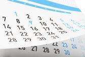 Calendar — Zdjęcie stockowe
