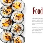 Sushi — Stock Photo #23237036