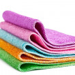 Cleaning rags — Foto Stock