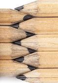 Lead pencils — Stock Photo
