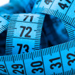 Measuring tape — Stockfoto