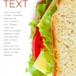 Sandwich — Stock Photo #35108289