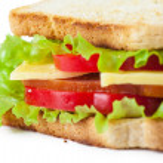 sándwich — Foto de Stock   #36519225