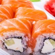 Sushi on a plate — Stock Photo #36922247
