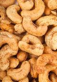 Cashew close up — Stock Photo