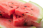 Watermelon slices — Stock Photo