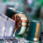 Electronic circuit — Stock Photo #4722287
