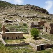 Killit (Dereiçi), the Suryani Village, Mardin — Stock Photo
