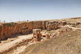Dara Ruins, Mardin, Turkey — Foto Stock
