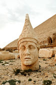 Sculptures of the Commagene Kingdom, Nemrut Mountain — Stock Photo