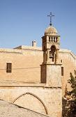 Assyrian Ancient Mar Behnam Church (Süryani Kadim Kırklar Kilisesi), Mardin — Stock Photo