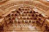 Ishak Pasha Palace, Detail - Turkey — Stock Photo