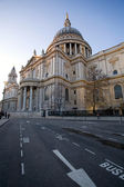 Saint Paul's Cathedral, London, England — Stock Photo