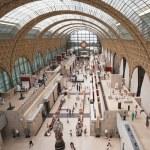 D'Orsay Museum Interior — Stock Photo