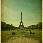 The Eiffel Tower — Stock Photo #40641143