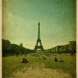 The Eiffel Tower — Stock Photo #40641143