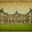 Stock Photo: Luxembourg Palace, Paris. French Senate.
