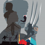 Постер, плакат: Poster concept Wolverine