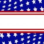 American banner — Stock Vector #26150467