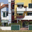 Colored houses — Stock Photo #12652602