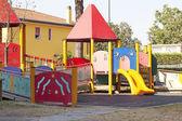 Kids playground — Stock Photo