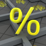 Percent — Stock Photo #13833834