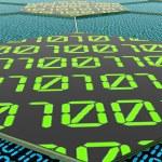Binary code — Stock Photo #13834678