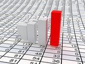 Business statistics — Photo