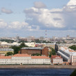 Views of St. Petersburg. - 图库照片
