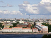 Views of St. Petersburg. — Stock Photo