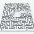 Labyrinth — Stock Photo #25576471